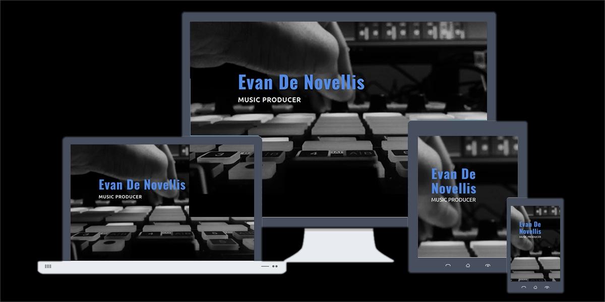 Evan De Novellis