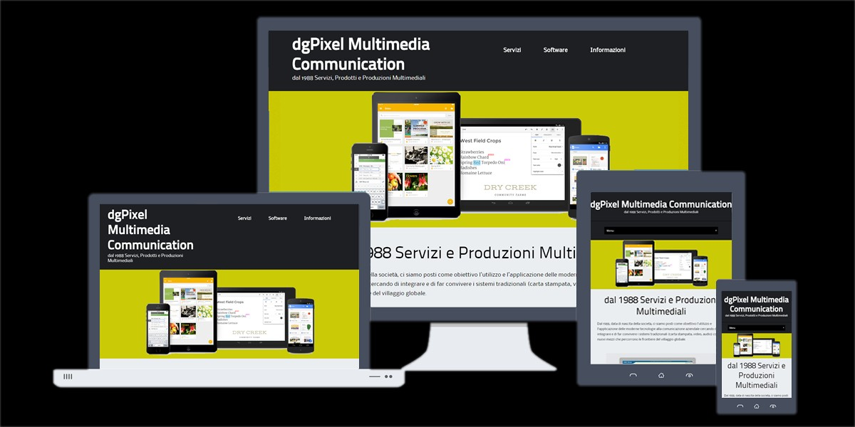 dgPixel Multimedia Communication