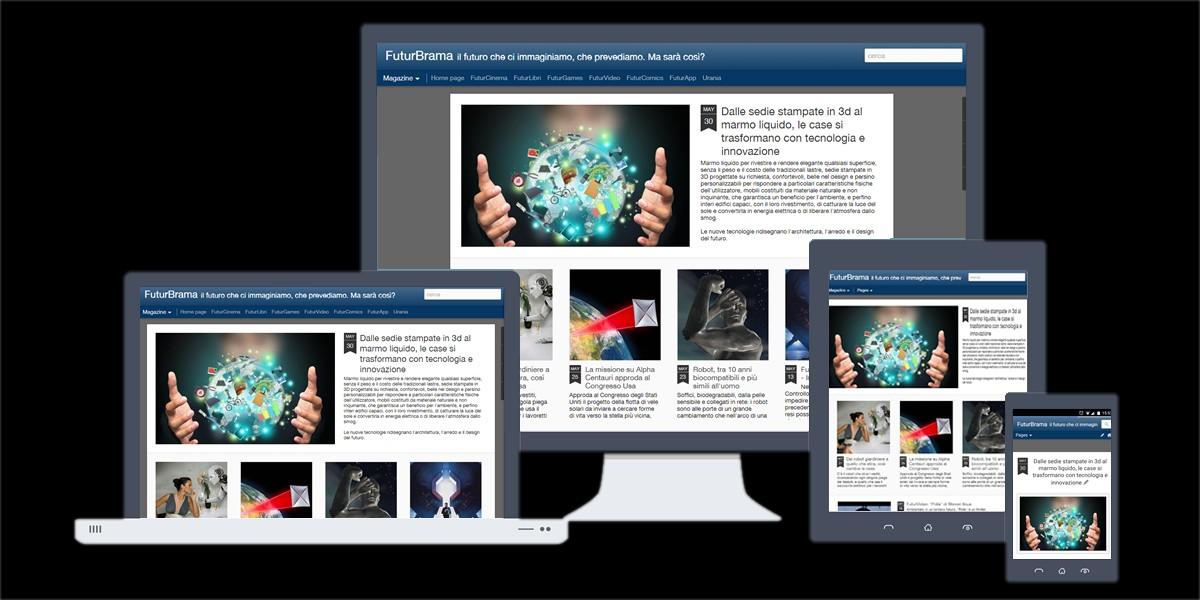FuturBrama - il futuro che immaginiamo, che prevediamo, che desideriamo. Ma sarà così?